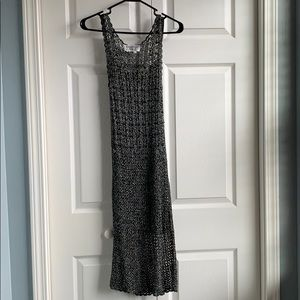 Papell Boutique Evening Vintage Dress & Slip
